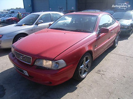 Volvo C70 turbo, 1999m.