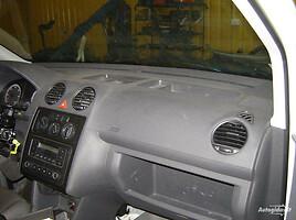 Volkswagen Caddy 2005 m. dalys