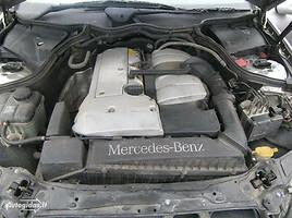 Mercedes-Benz C 200 W203, 2002m.