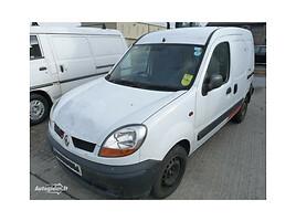 Renault Kangoo 2005 m. dalys