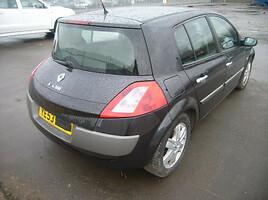Renault Megane II 2003 г. запчясти