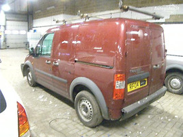 Ford Transit Connect 2004 m. dalys