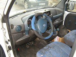 Fiat Doblo I 2006 m. dalys