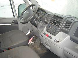 Peugeot Boxer 74kw 2007 m. dalys