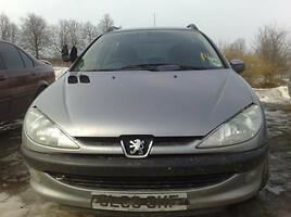 Peugeot 206 SW 2003 m. dalys