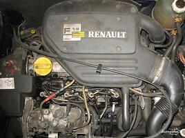 Renault Kangoo I 2001 m. dalys