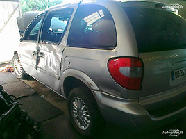 Chrysler Voyager III 2006 y. parts