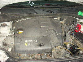 Renault Clio II 2004 m dalys