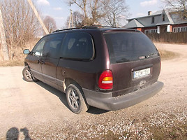 Chrysler Grand Voyager II, 1996г.