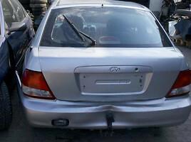 Hyundai Accent 2001 m dalys