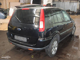 Ford Fusion 2007 m. dalys