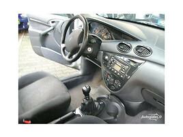 Ford Focus MK1 Europa 1.8TDDI 2001 y. parts