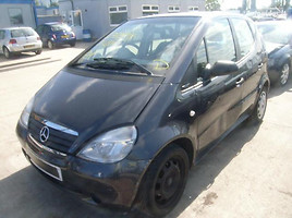 Mercedes-Benz A 140 W168  Hatchback