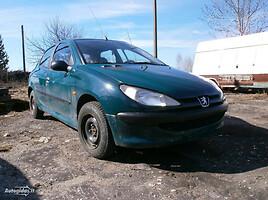 Peugeot 206 ziureti komentarus, 1999m.