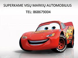Visų markių automobilių supirkimas