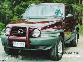 Ssangyong Korrando   SUV