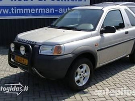 land-rover freelander i Visureigis 2000