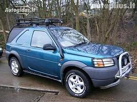 Land Rover Freelander I Visureigis 2000