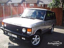 Land-Rover Range Rover   Внедорожник
