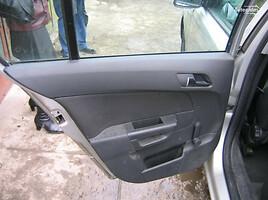 Opel Astra III H 2005 m. dalys