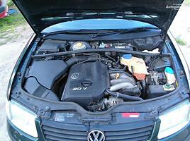 Volkswagen Passat B5 ziureti komentarus 1999 m. dalys