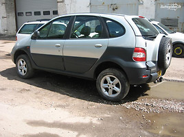 Renault Scenic RX4, 2001y.