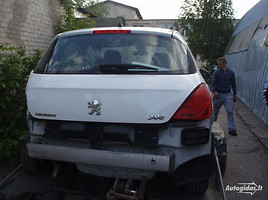 Peugeot 308 2009 m. dalys