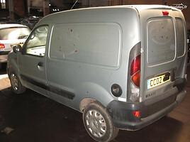 Renault Kangoo I 2002 m. dalys