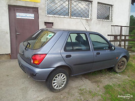 Ford Fiesta MK5 2000 y. parts