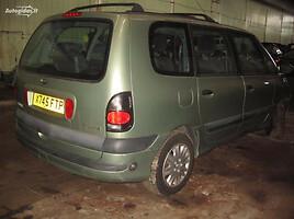 Renault Espace III 2001 m. dalys