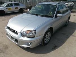 Subaru Impreza GD  Универсал
