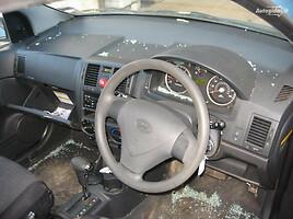 Hyundai Getz 2006 m. dalys