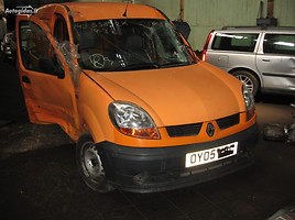 Renault Kangoo II 2006 m. dalys