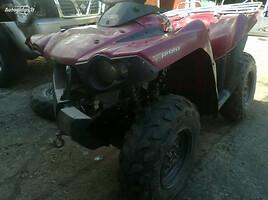 Keturratis/Triratis  Kawasaki Brute Force 2006 y. parts