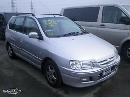 Mitsubishi Space Star 2001 m. dalys