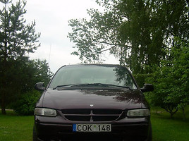 Chrysler Grand Voyager II 1996 г. запчясти