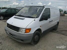 mercedes-benz vito Kombi mikroautobusas 2001