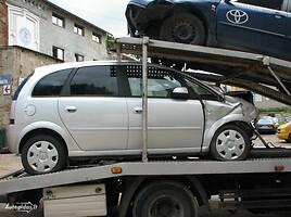 Opel Meriva   Hečbekas