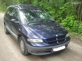 Chrysler Voyager II 1998 y. parts