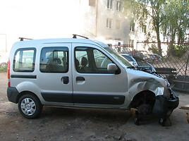 Renault Kangoo II  Vienatūris