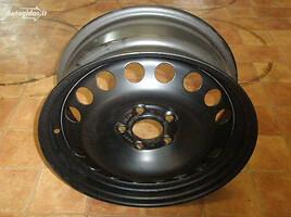 Opel R16 стальные штампованные  диски