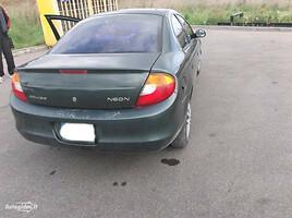 Dodge Neon 2001 y. parts
