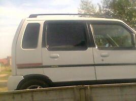 Suzuki Wagon R+ 1999 m dalys