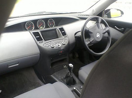 Nissan Primera P12 2003 m. dalys