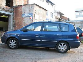 Kia Carens   Van