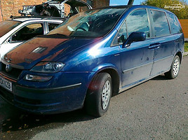 Fiat Ulysse, 2004m.