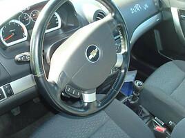 Chevrolet Aveo EUROPA, 2006y.