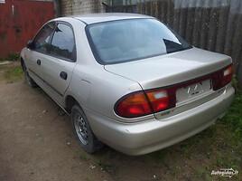 Mazda 323 V 1.5 16V, 1996m.