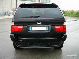 Bmw X5 E53 2001 m. dalys