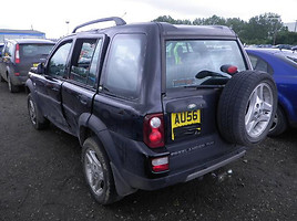 Land-Rover Freelander 2006 m. dalys